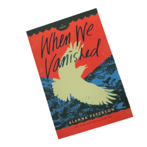 When We Vanished Vinyl Sticker