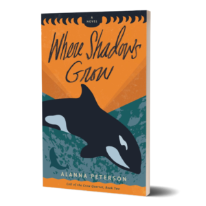 Where Shadows Grow: Print Edition